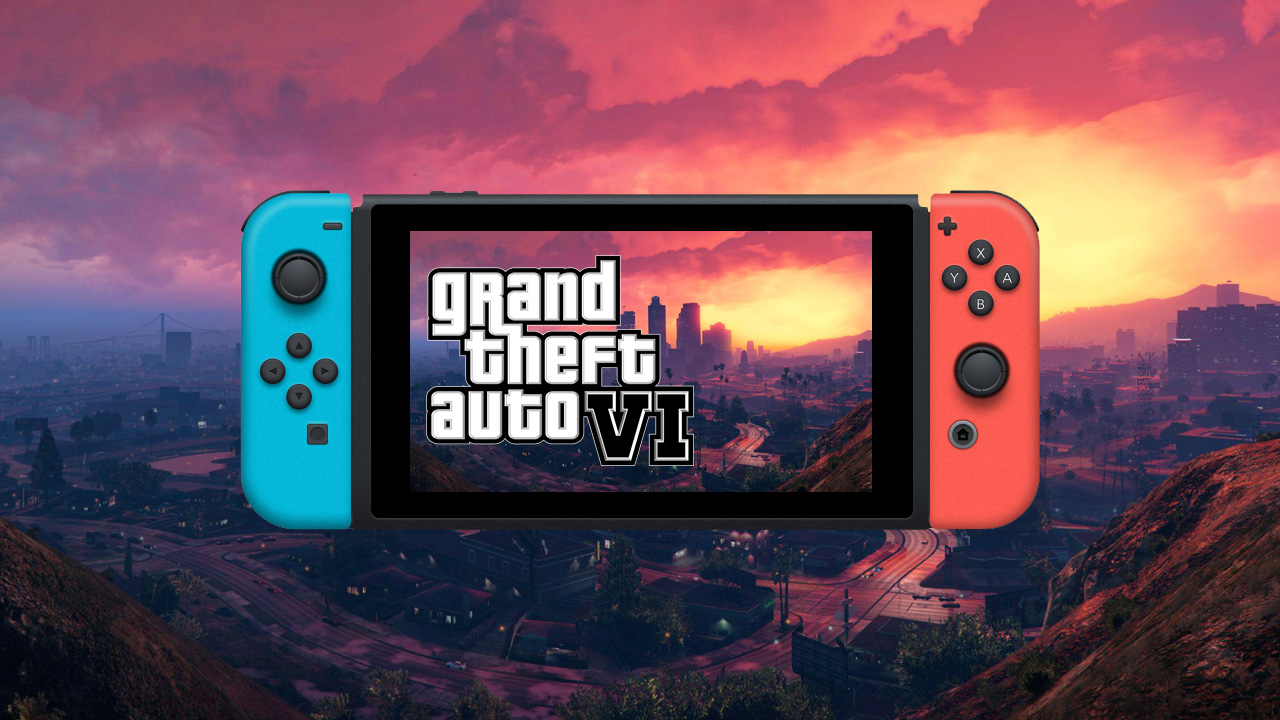 gta 6 nintendo switch