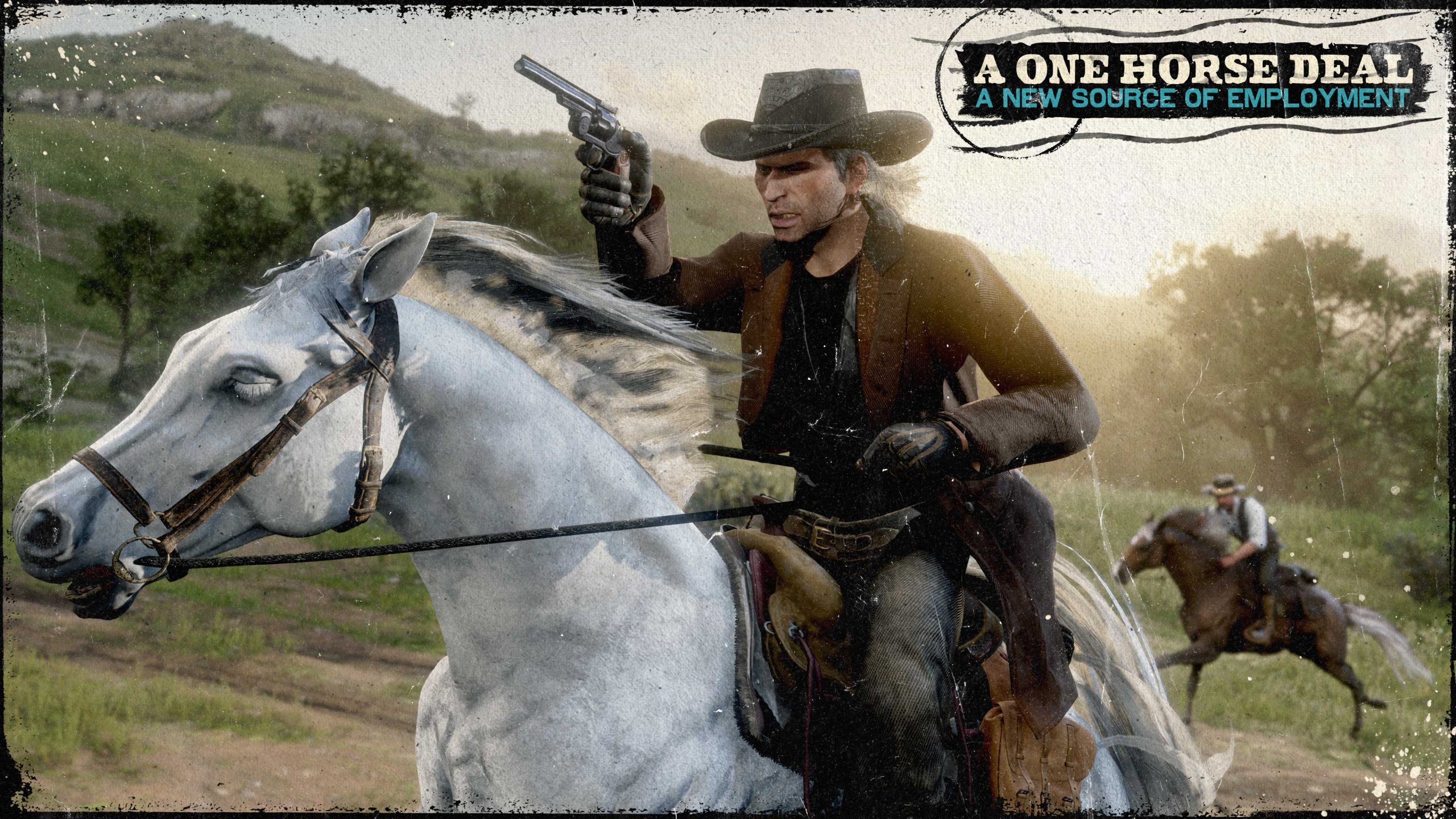 Red Dead Online horse