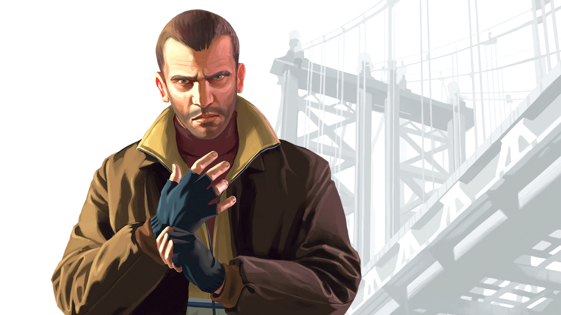 gta 4 artwork