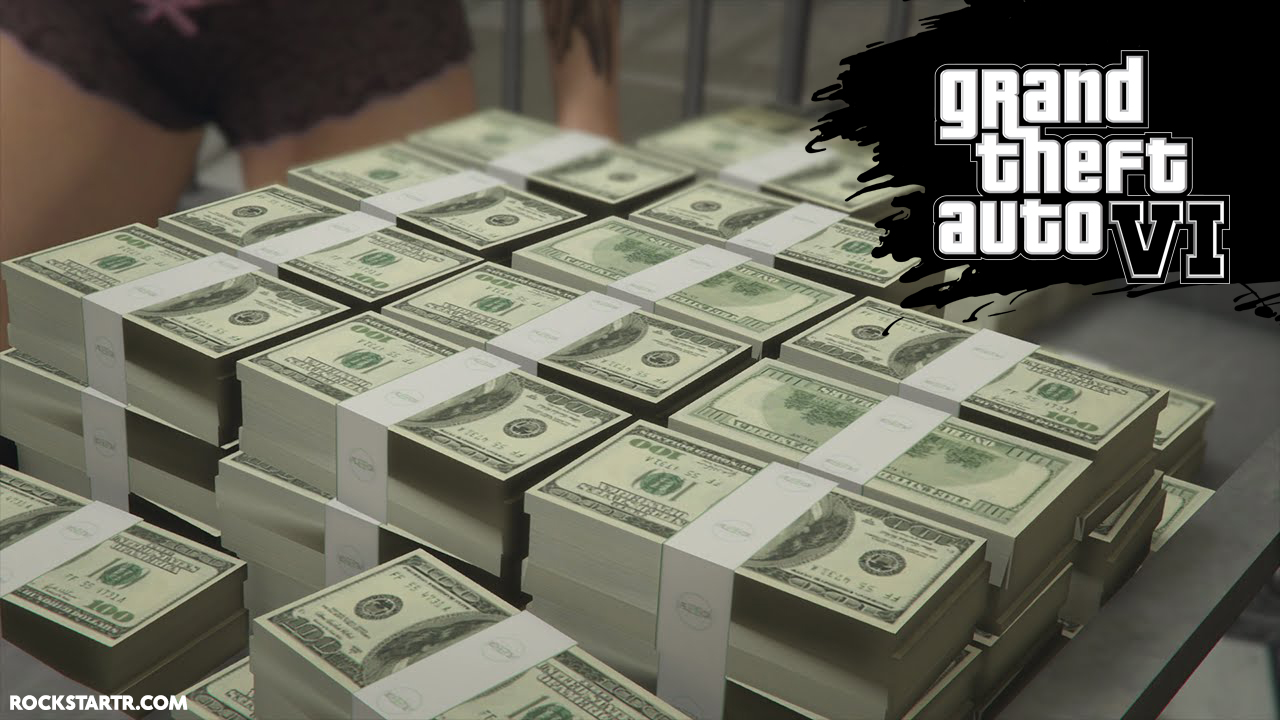 gta 6 money para