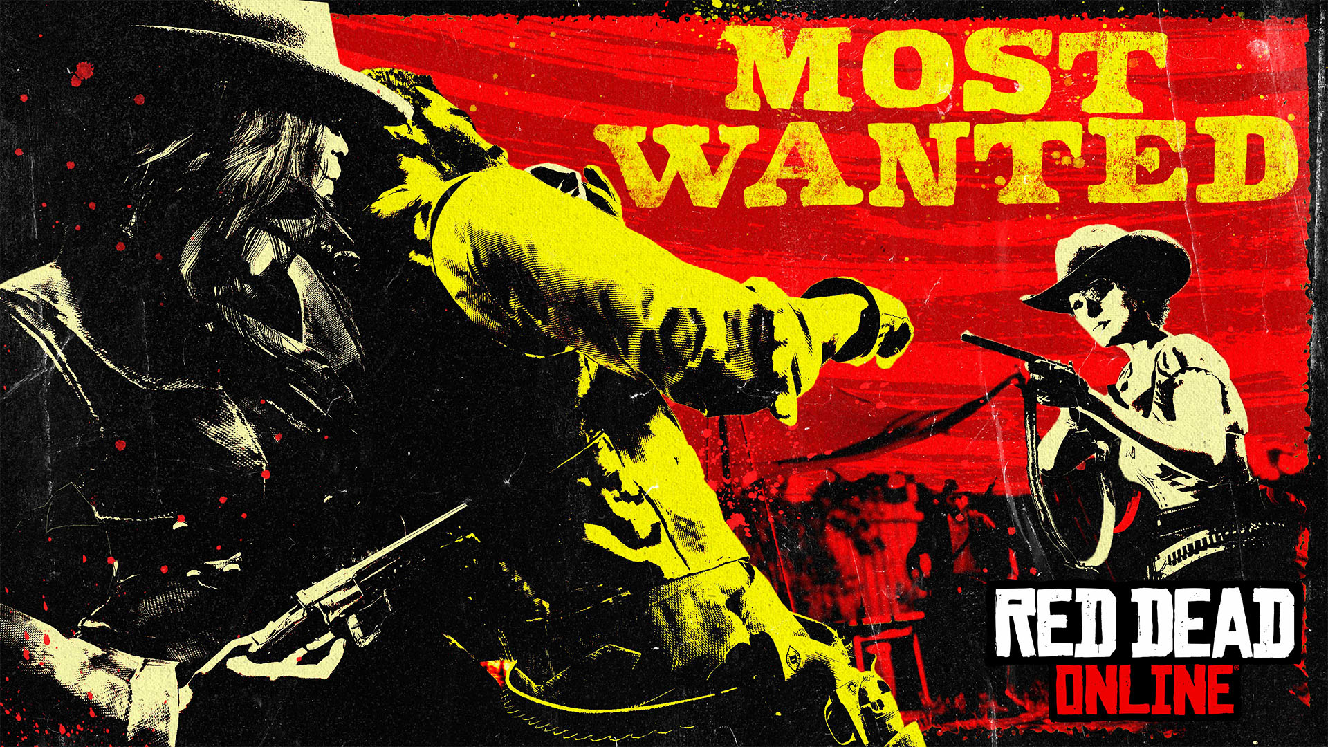red dead online most wanted
