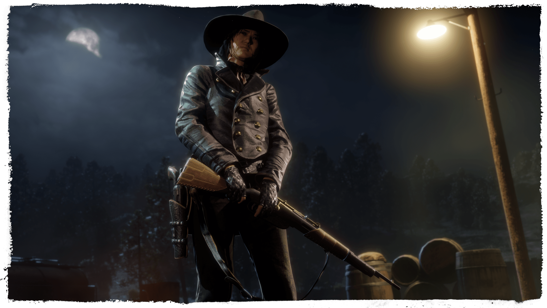 Caracano Rifle red dead online