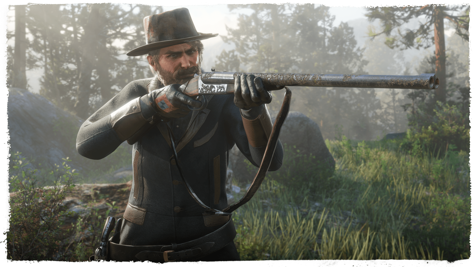 Elephant Rifle red dead online