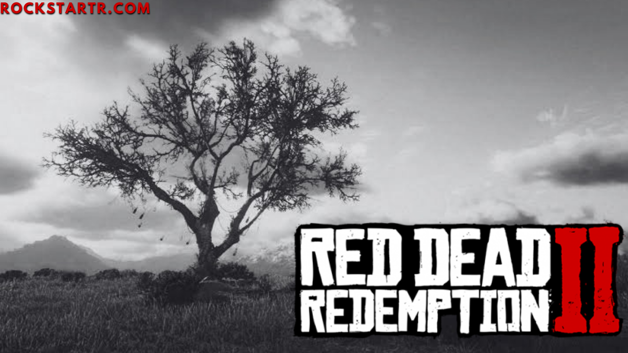 red dead redemption 2 whiskey tree